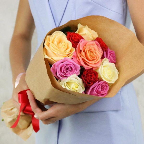 Заказать цветы Роза хутор