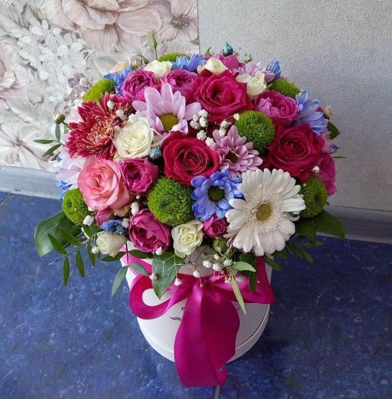 Доставка цветов горки 10
